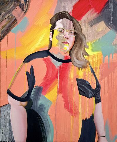Kim Leutwyler, 'Bec', 2021