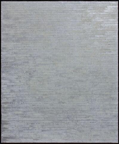 Bernard Dunaux, 'White Colorscape'