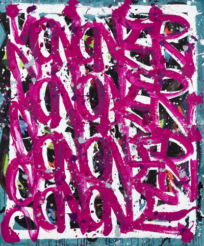 JonOne, 'Cactus', 2018