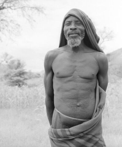 Hector Acebes, 'Unidentified man, Central Africa', 1953