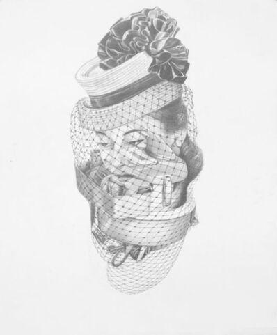 "Jim Shaw, 'Study for ""The Mechanical Widow""', 2016"