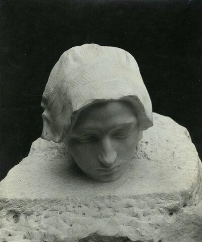 Jacques-Ernest Bulloz, 'Camille Claudel', ca. 1913