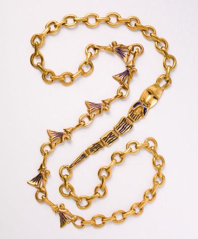 Line Vautrin, 'Les femmes de Barbe Bleue, Necklace', ca. 1947