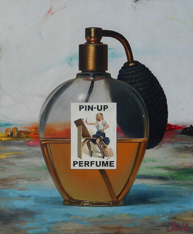 Ben Steele, 'Pin Up Perfume', 2019
