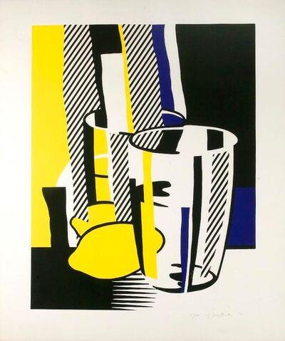 Roy Lichtenstein, 'Before the Mirror (C.135)', 1975