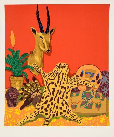 Hunt Slonem, 'Ocelot', 1979
