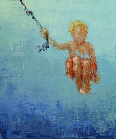 Rebecca Kinkead, 'Blue Rope, Blue Water', 2017