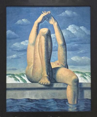 Robert Goldstrom, 'Kent, Leg Up 1', 2016