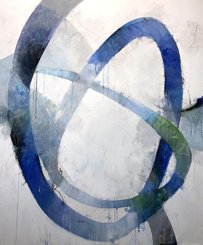 Doug Kennedy, 'Sonata in Blue', 2021