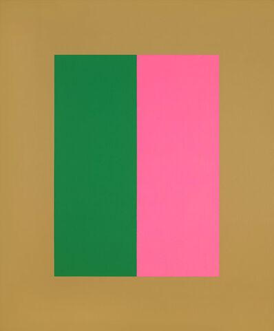 Karl Benjamin, '#16', 1975
