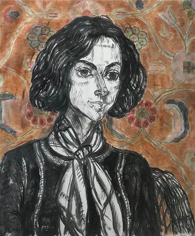 Leonard McComb R.A., 'Portrait of Gemma', 2009