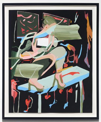 Lena Gustafson, 'Cliff Hangers', 2019