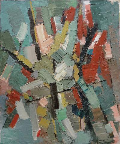 Oscar Gauthier, 'Terrain, 1954', 1954