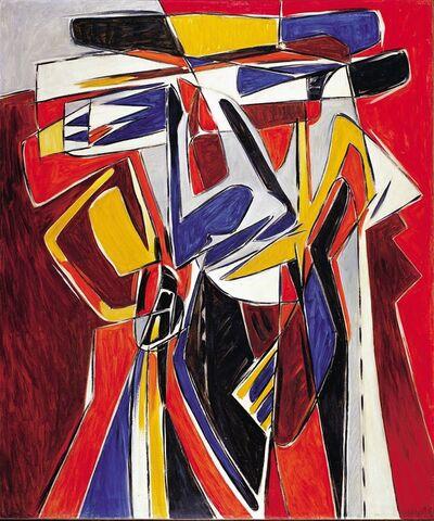 Oswaldo Vigas, 'Concitadoras', 1972