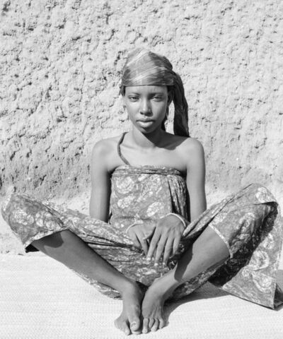 Hector Acebes, 'Unidentified Girl, Cameroon', 1953