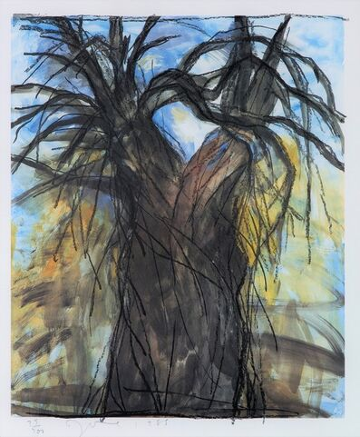 Jim Dine, 'The New Year's Tree', 1985
