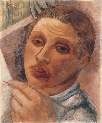 Lasar Segall, 'Self-portrait', 1935