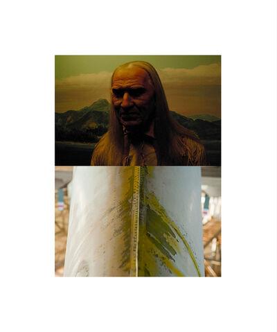 Jory Hull, 'Twin Infinitive 27250', 2012