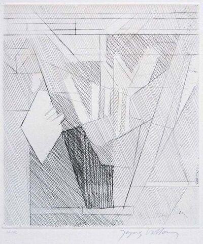 Jacques Villon, 'Les Deux Vases', Early 20th century