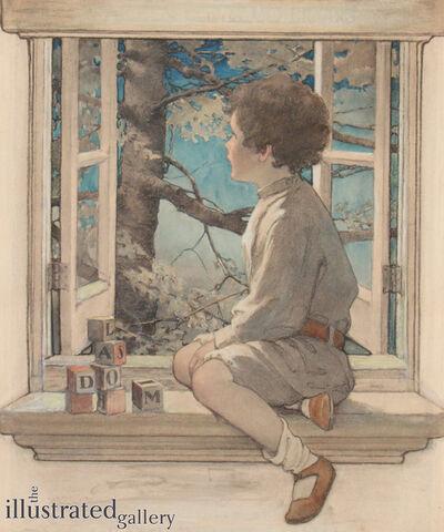 JESSIE WILLCOX SMITH, 'Dream Blocks', 1908