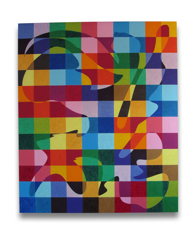 Dana Gordon, 'All in One (Abstract painting)', 2011