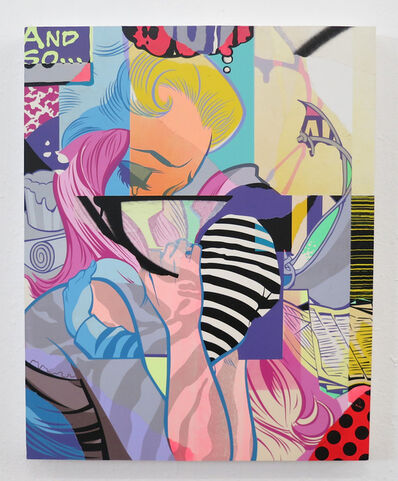 POSE, 'Spiral HPM 4', 2015