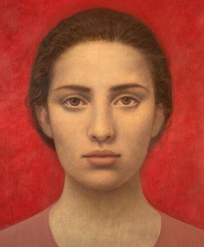 Alberto Gálvez, 'Rojo Cranach', 2019
