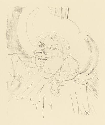 Henri de Toulouse-Lautrec, 'COQUELIN AÎNÉ', 1898