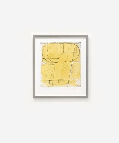 Nancy Genn, 'Construct Yellow', 2003