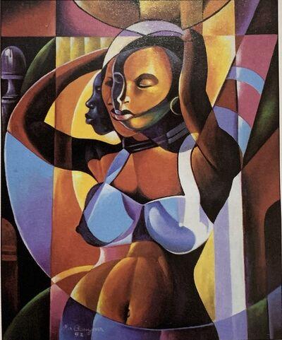 Alix Beaujour, 'Phase 2', 1985