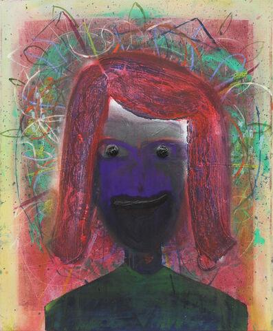 Matthias Dornfeld, 'Untitled (portrait)', 2012