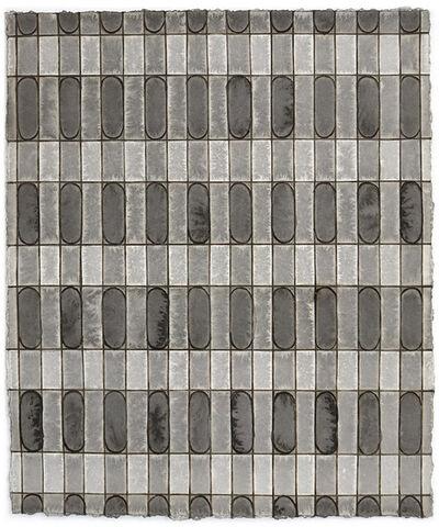 Katrine Hildebrandt-Hussey, 'Untitled 2 (Optic Textile Series)', 2017