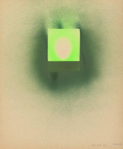Walter Darby Bannard, 'Egg Roll #7', 1965