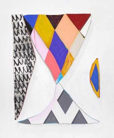 Justine Hill, 'Replica (sm) 4', 2020