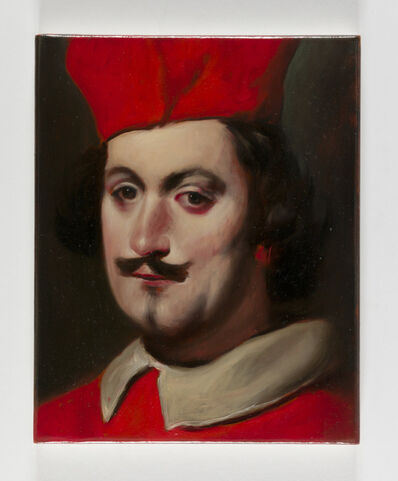 Ken Currie, 'After Velazquez (Cardinal)', 2018