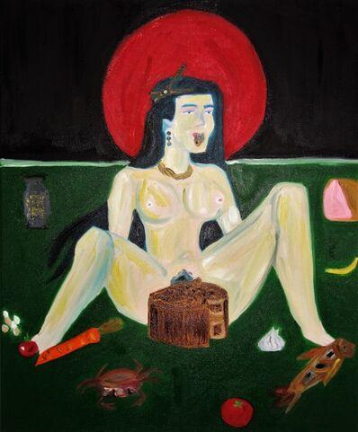 Philalethes, 'The Banquet of Ukemochi', 2020