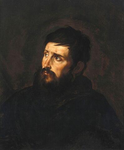Jusepe de Ribera, 'Brustbild eines Mannes', 1613-1615