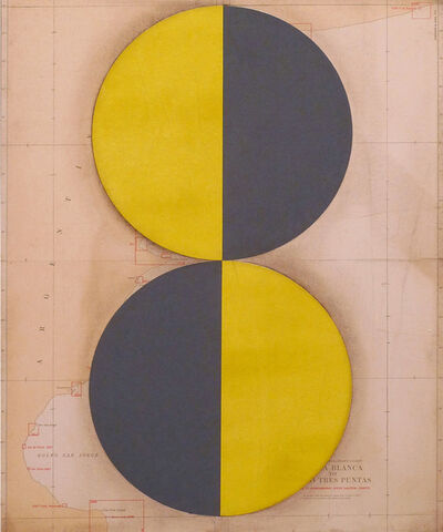 Robert Kelly, 'Tres Puntas', 2014