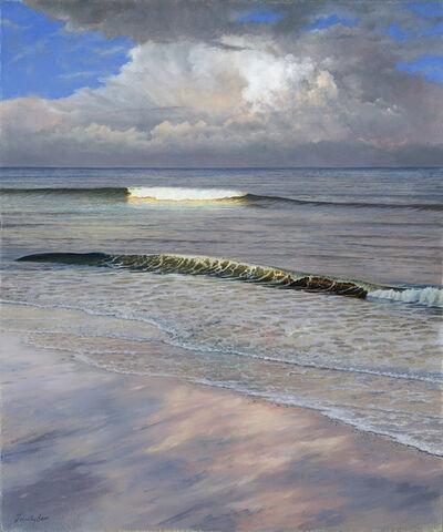 Timothy Barr, 'Golden Surf', 2018