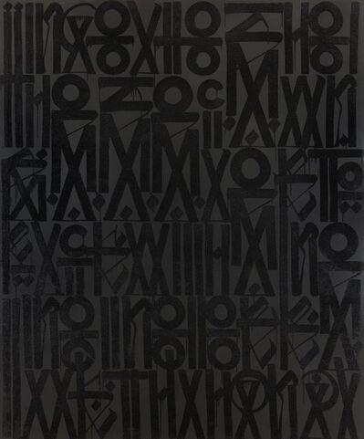 RETNA, 'Conversation Piece', 2012
