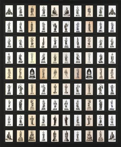 Takahiro Yamamoto, 'Statue of Buddha', 2013-2014