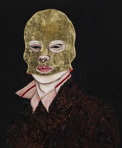 Ramonn Vieitez, 'Assassino Nº 13, from the Negra series', 2015