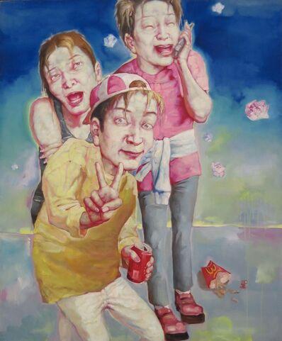 Yin Kun, 'Super Group', 2000