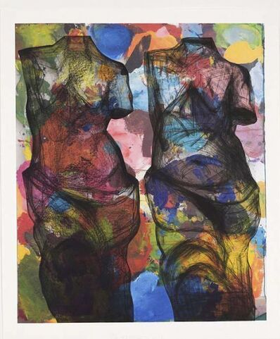 Jim Dine, 'Women and Water', 2010