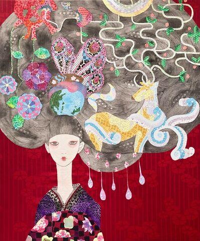 KAORUKO, 'The Deer', 2019
