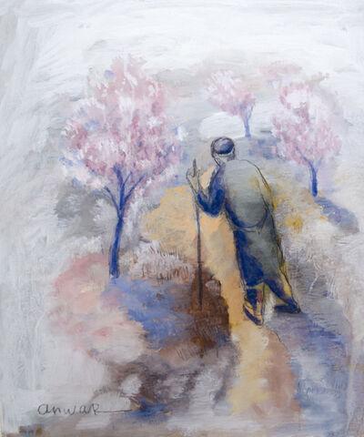 Anwar Abdoullaev, 'Foot Traveler', 2019
