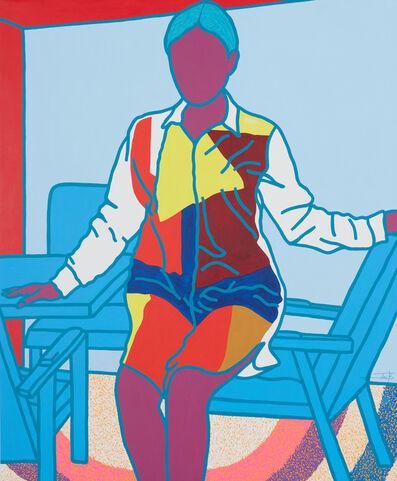 Ajarb Bernard Ategwa, 'Mme. Limbong', 2020