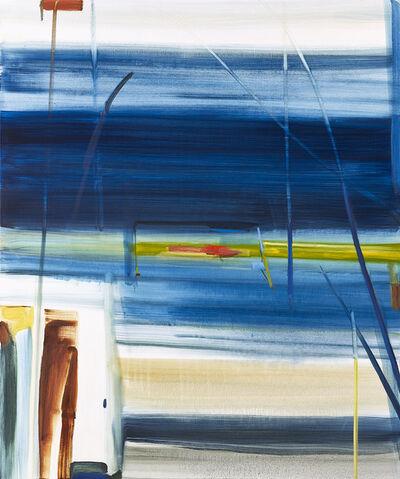 Calum McClure, 'Hothouse Blue, Kew Gardens'