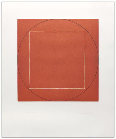 Robert Mangold, 'Untitled (from Seven Aquatints)', 1973