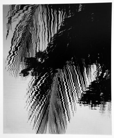 Brett Weston, 'Reflections, Hawaii', 1978